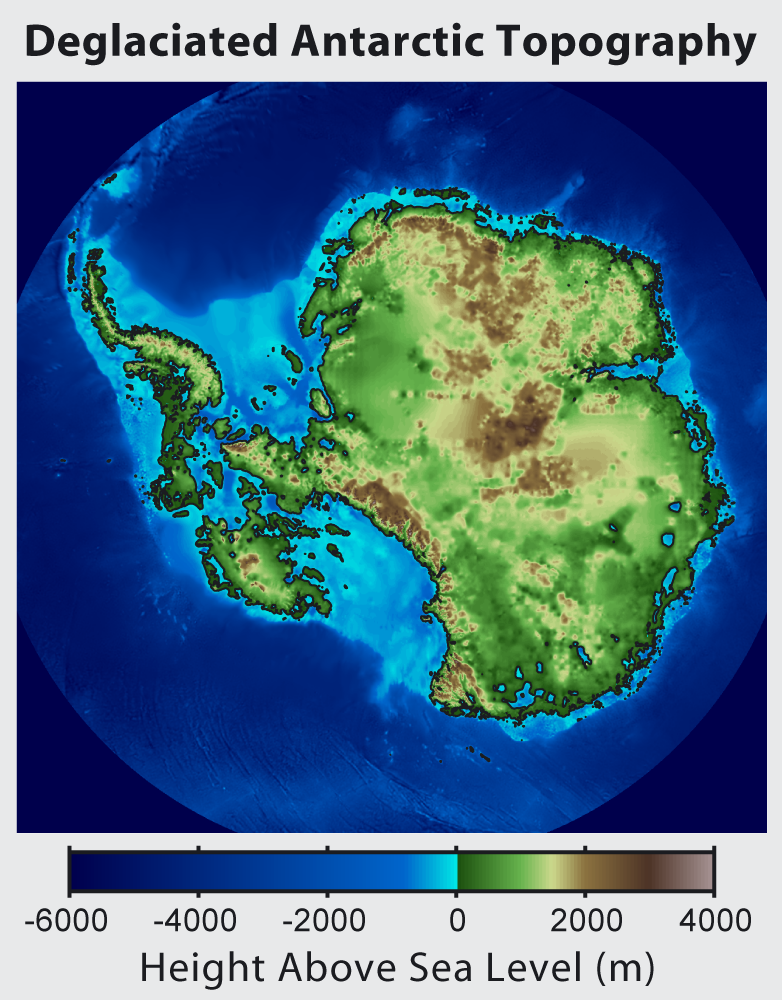 Antarctica Wikipedia - Antarctica political map