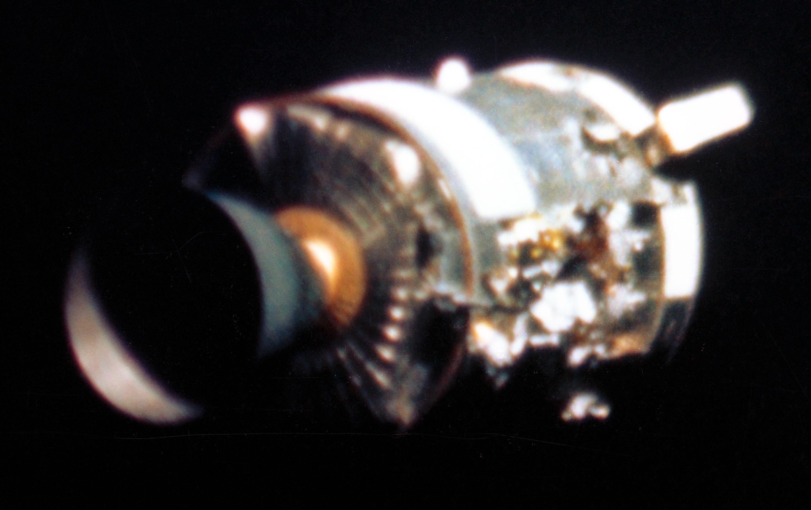 Apollo 13 - Krabbeninvasie