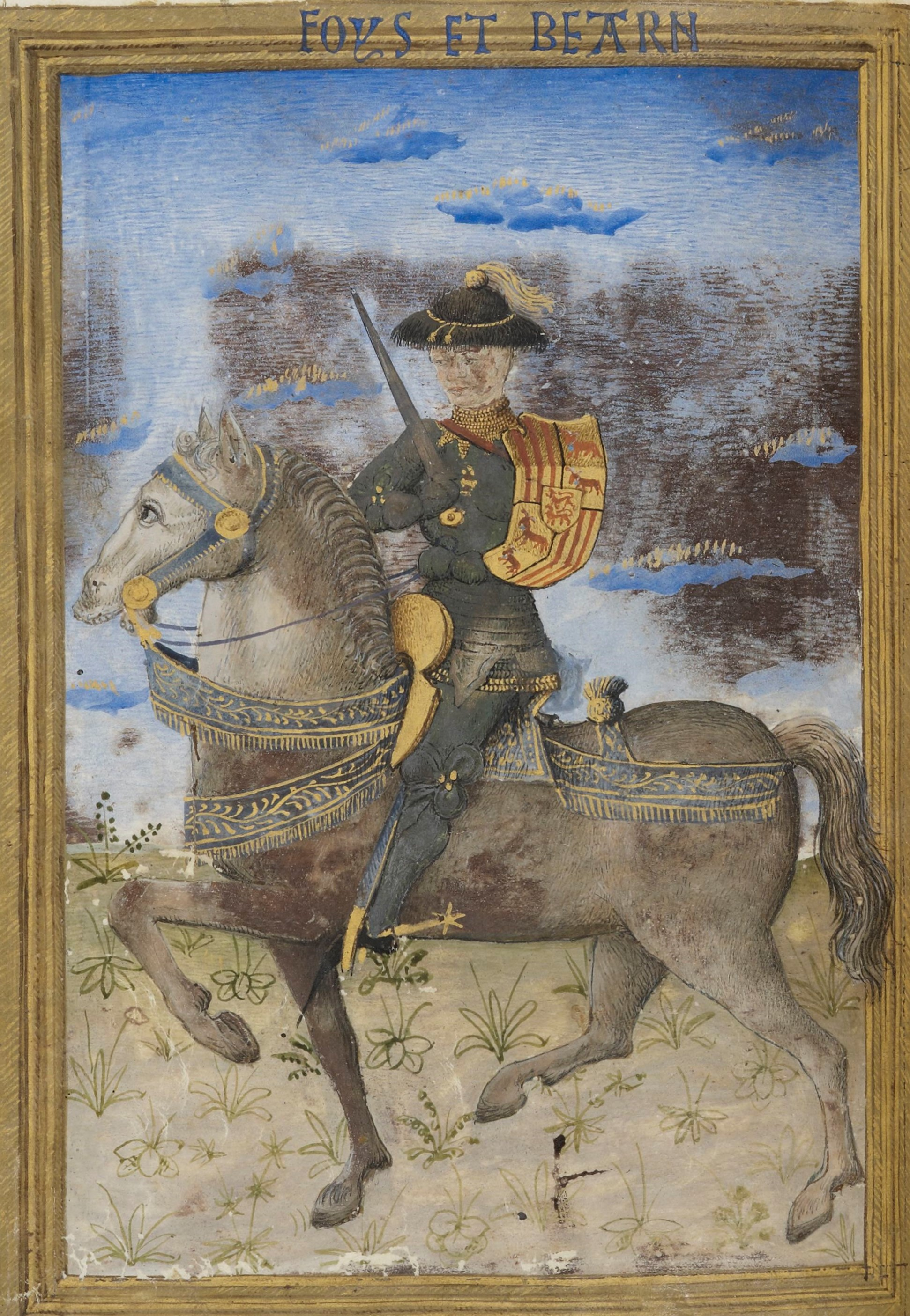 Gaston IV, Count of Foix - Wikipedia