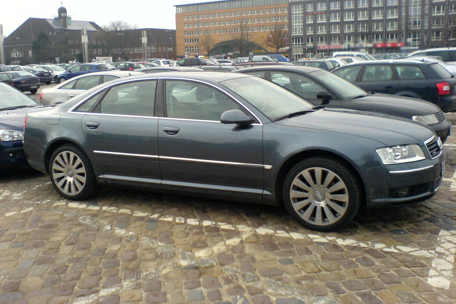 Kelebihan Audi A8 2006 Perbandingan Harga