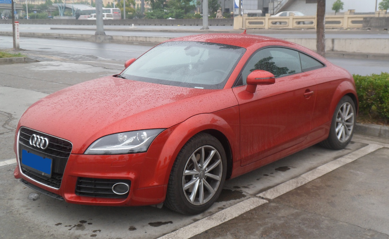 File Audi Tt 8j China 2012 06 17 Jpg Wikimedia Commons