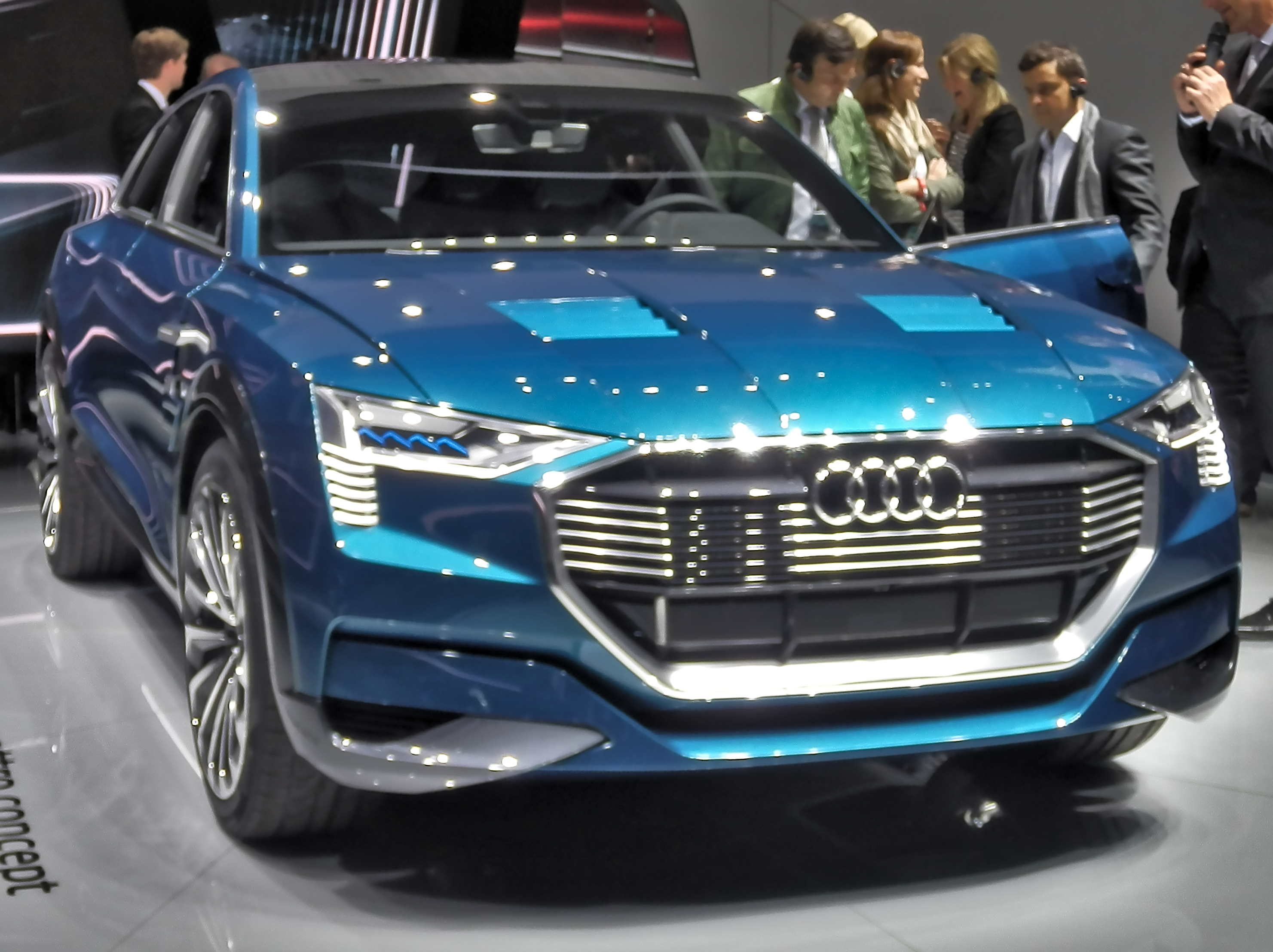 Image result for audi e tron