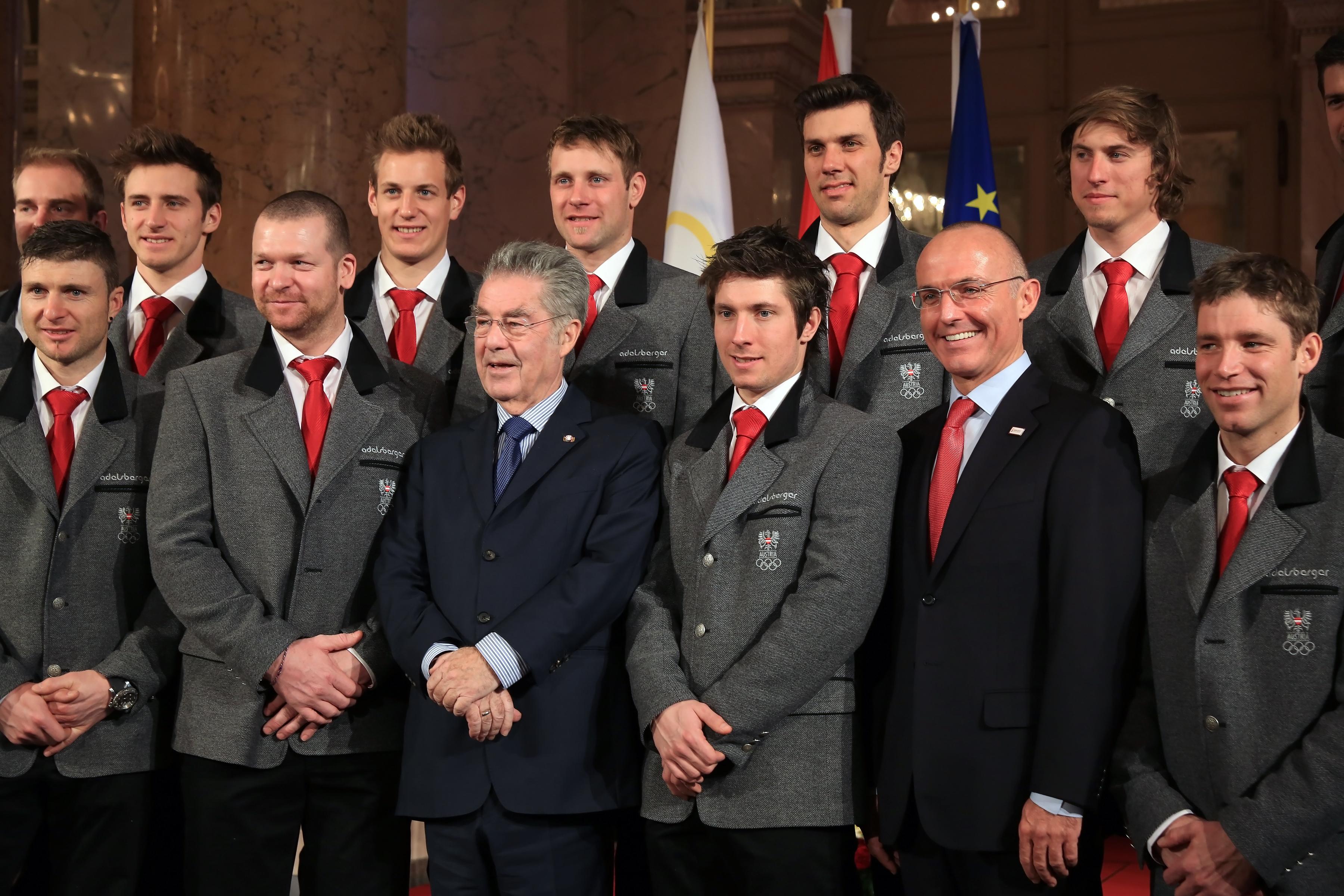 Austrian men