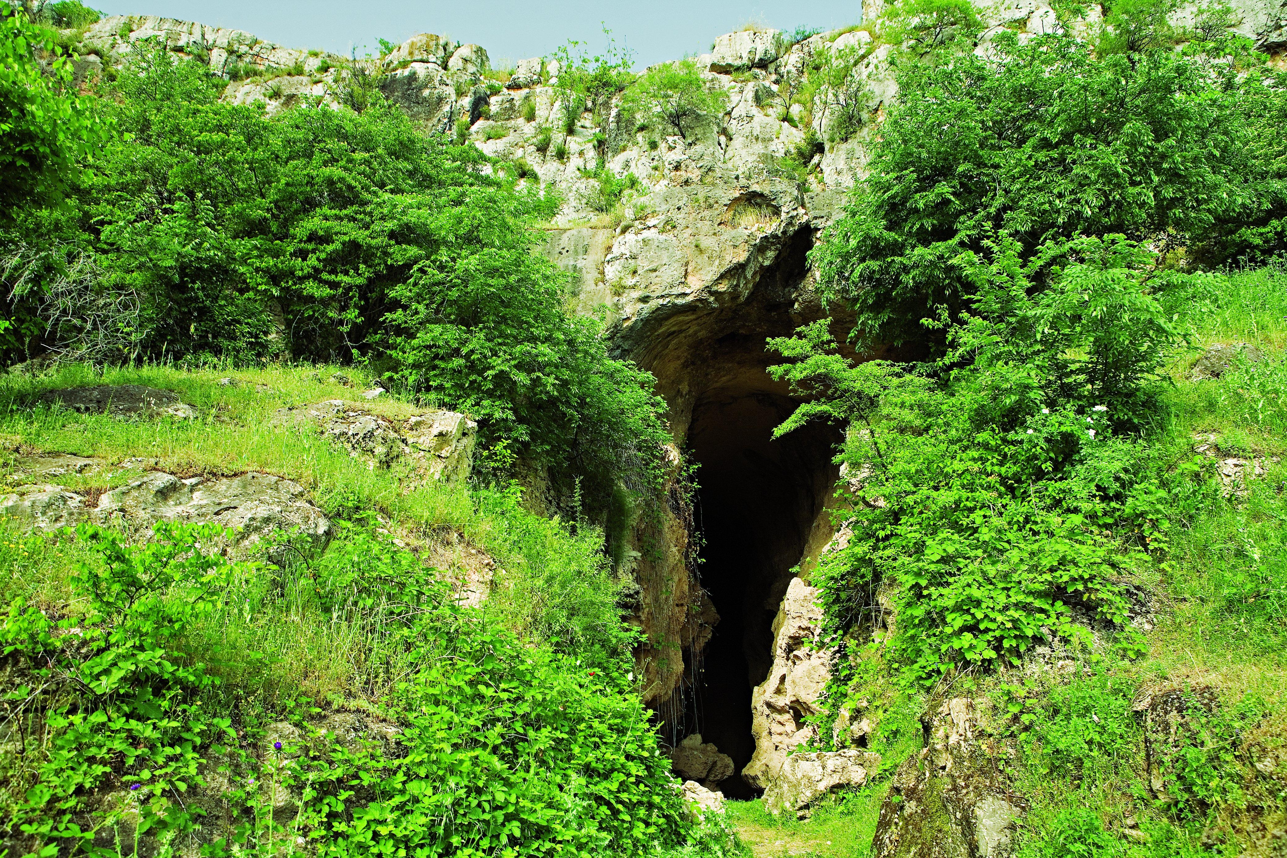 Azokh Cave - Wikipedia