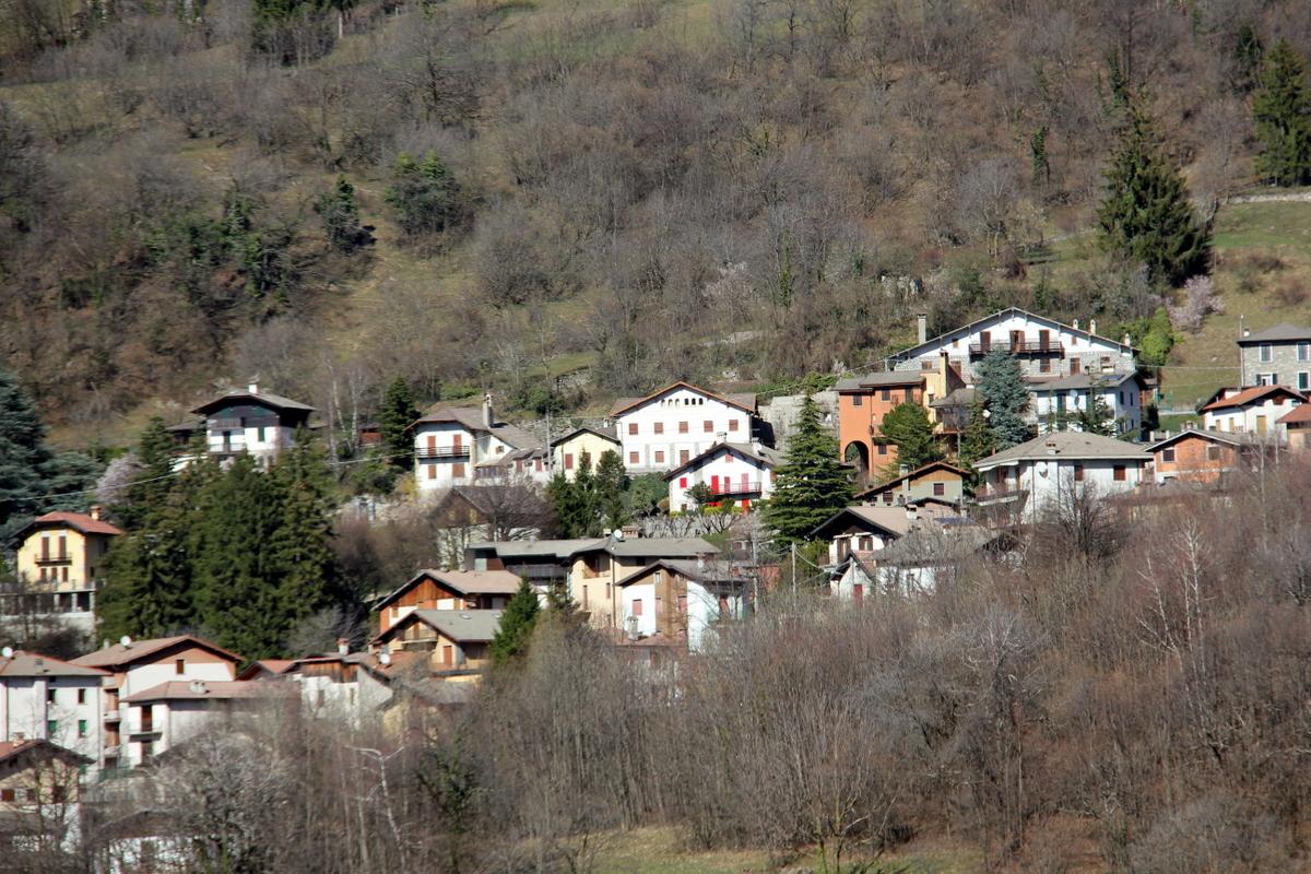 Il Villaggio Riva a Esino Lario