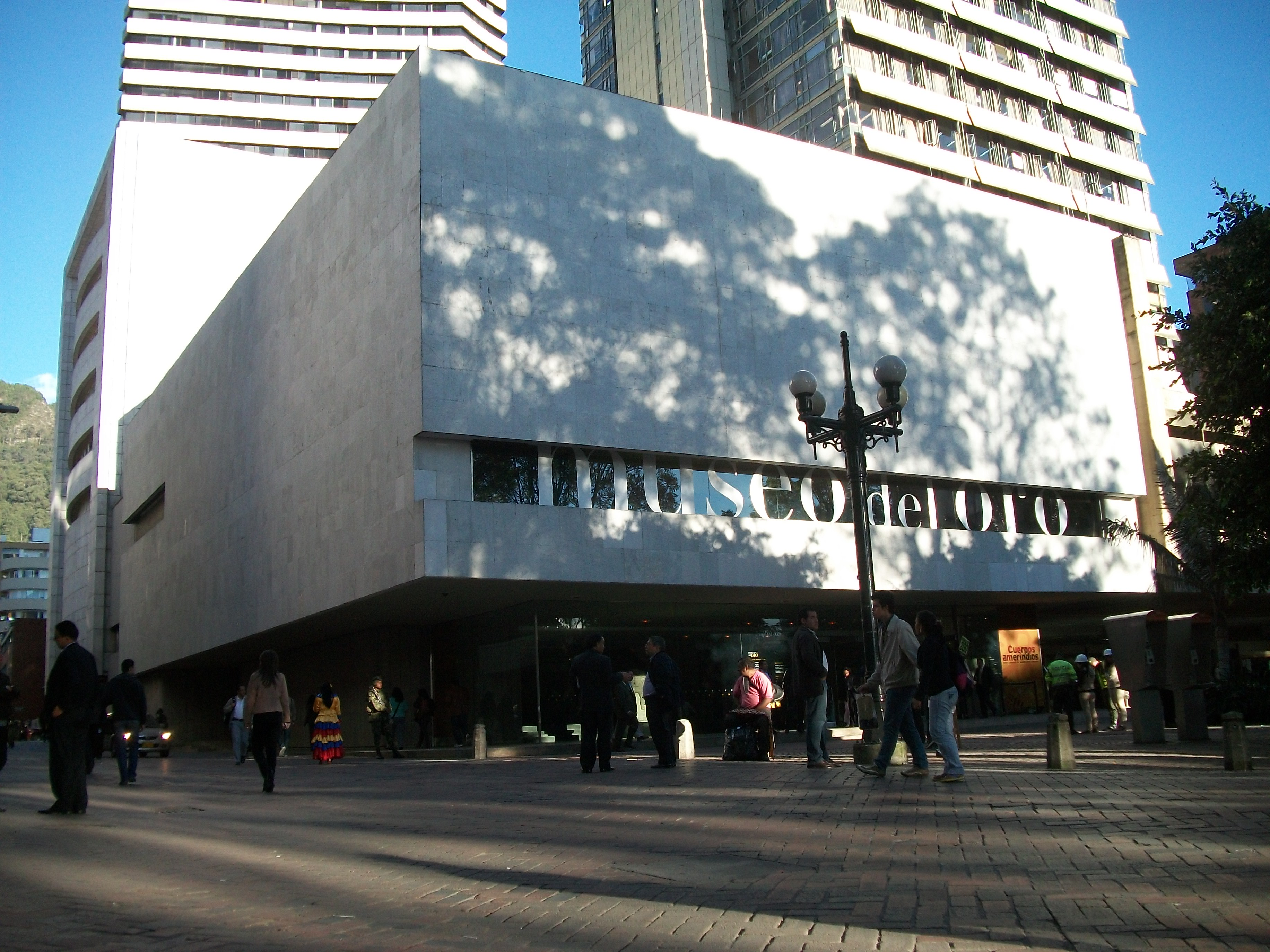 Museo del Oro - Wikipedia, la enciclopedia libre