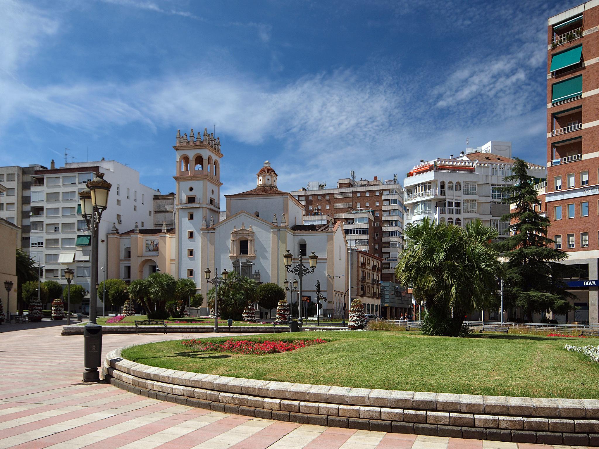 Archivo badajoz plaza san at n wikipedia la for Distribuidora de recambios badajoz