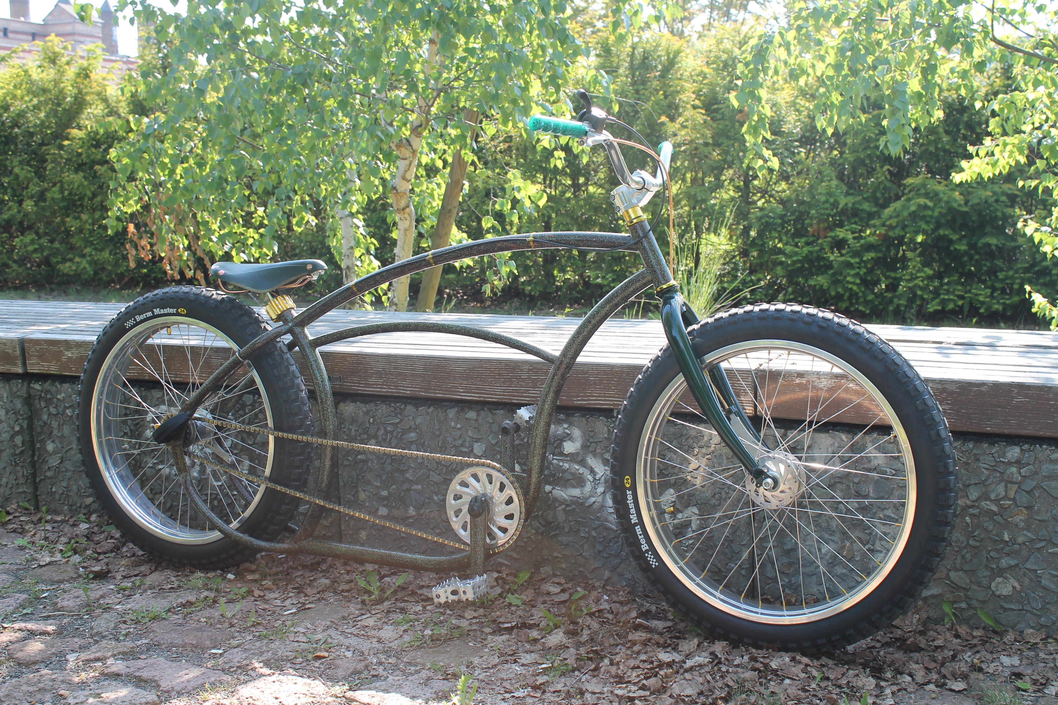 Cruiser (Fahrrad) - Wikiwand