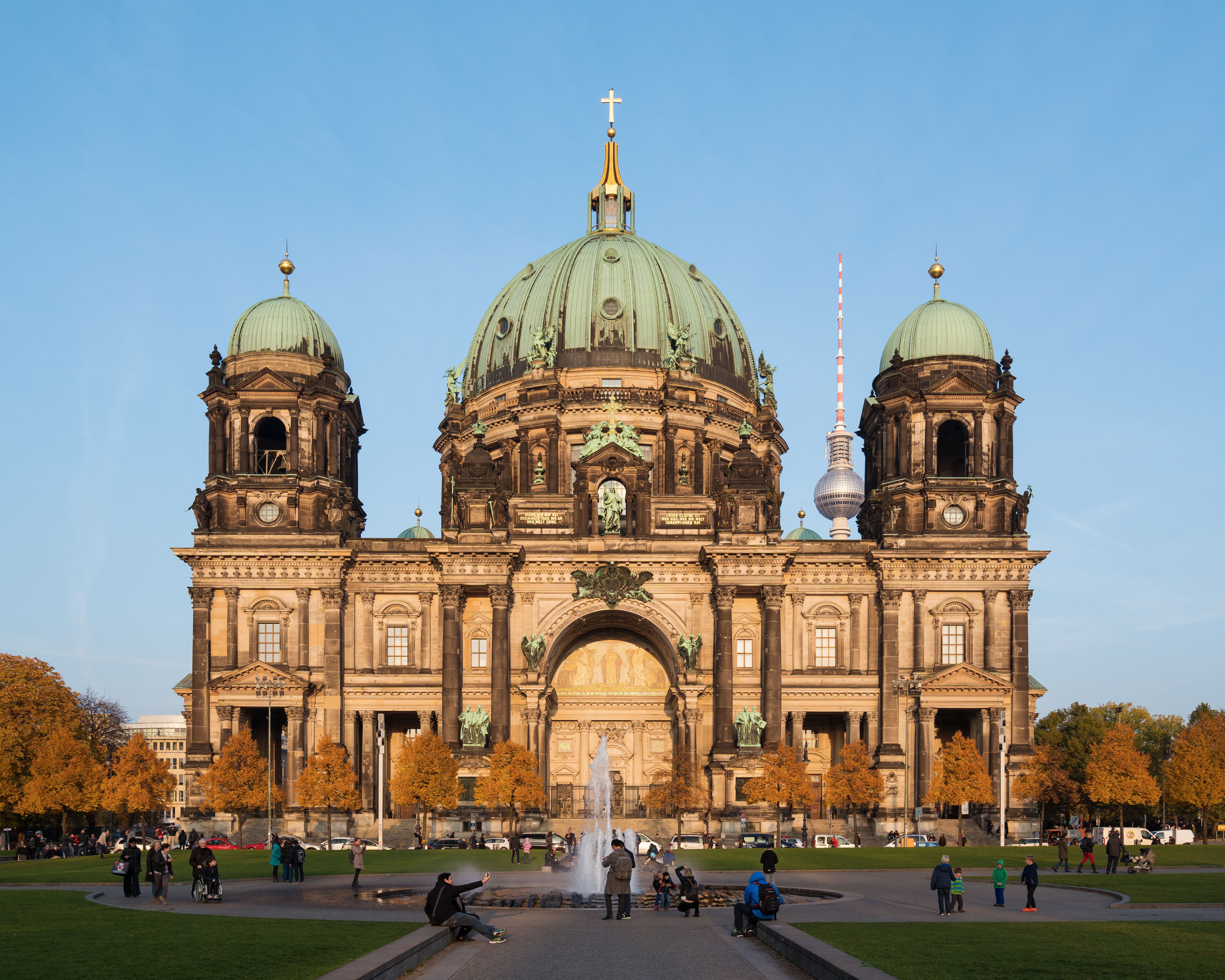 Berlin Cathedral - Wikipedia