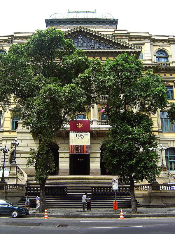 Biblioteca Nacional de Brasil - Wikipedia, la enciclopedia libre