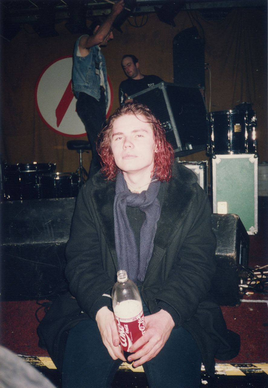 Poet Billy Corgan
