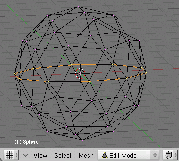 Blender icosphere with marked seams.png