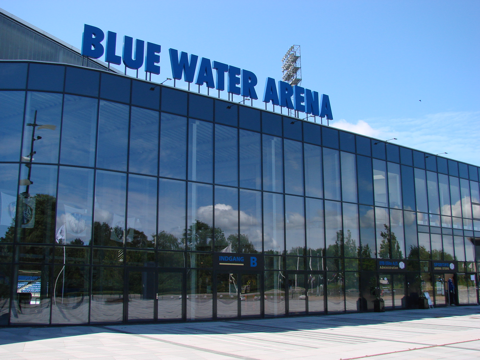 Blue Water Arena