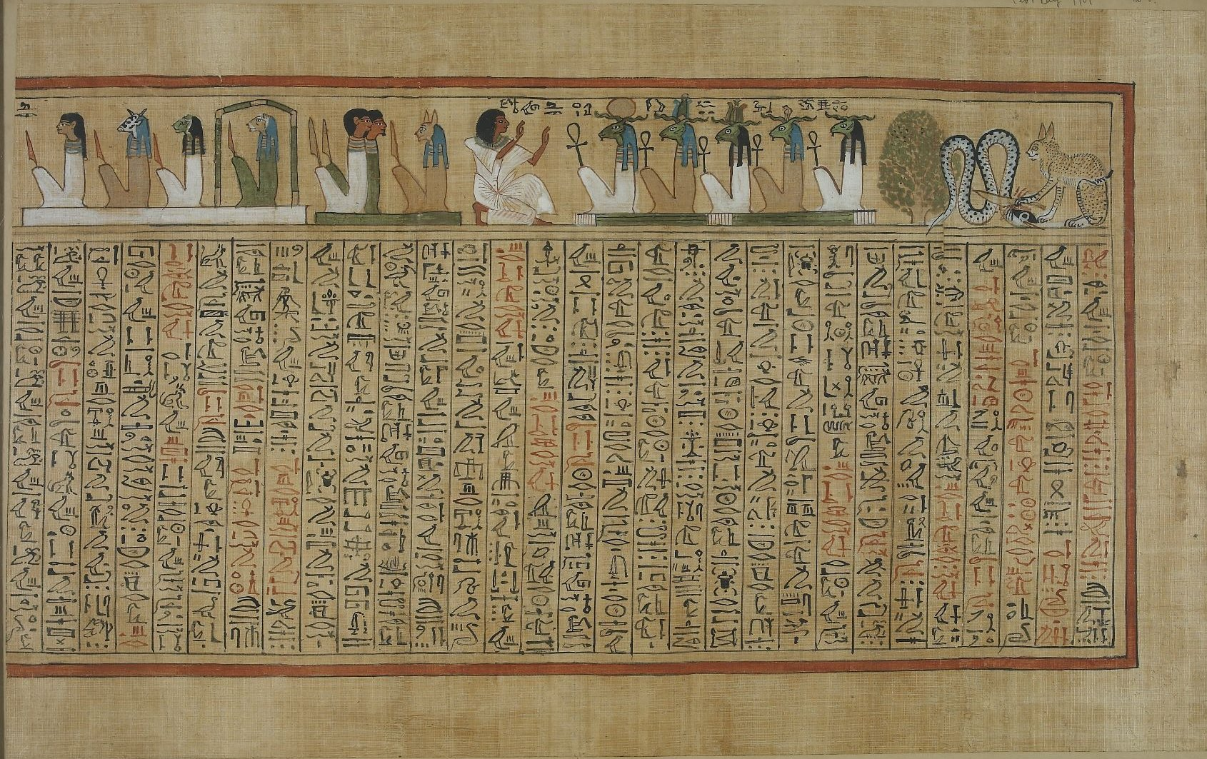 file book of the dead of hunefer sheet 8     wikimedia