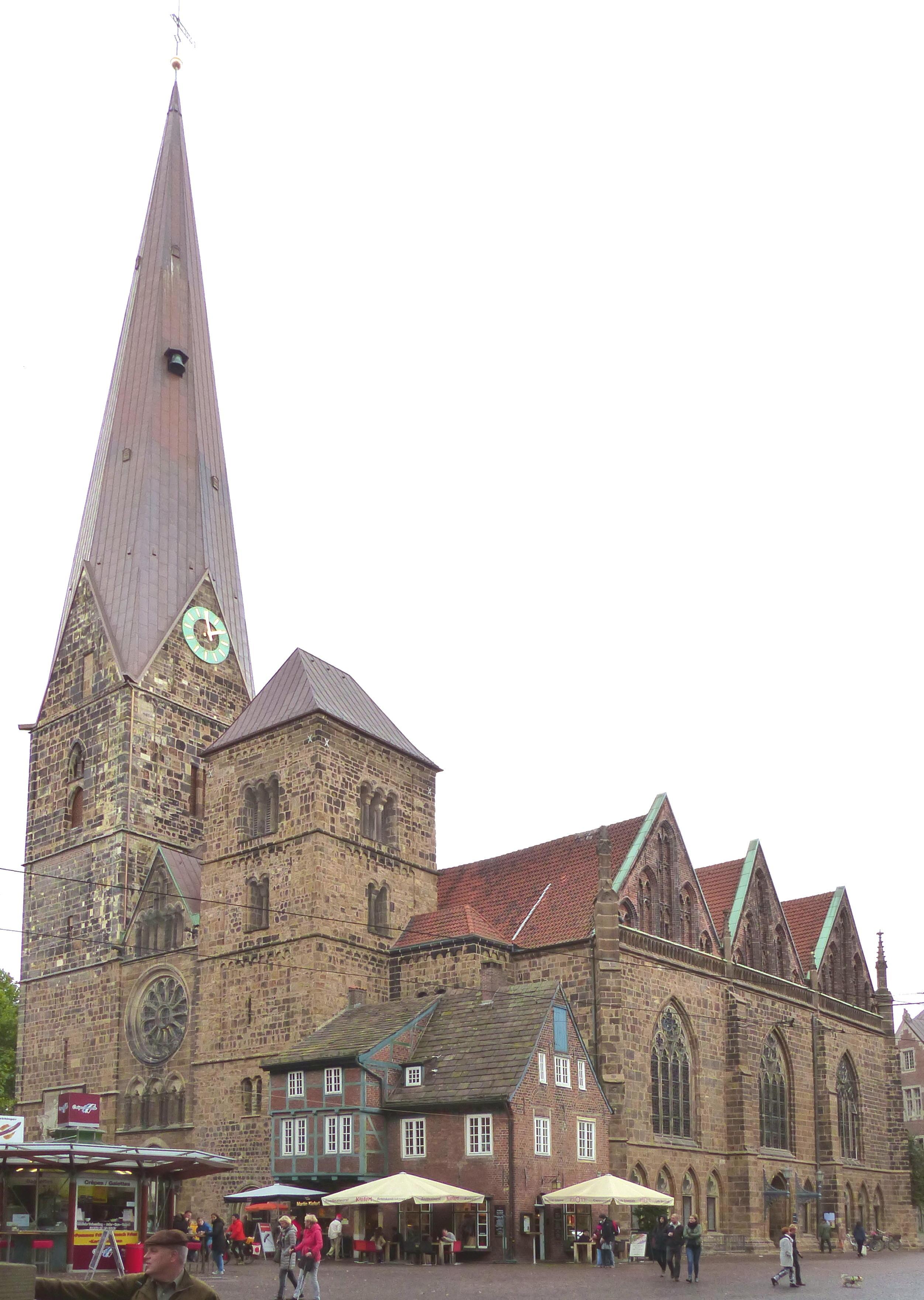 Hure aus Bremen, Stadtgemeinde
