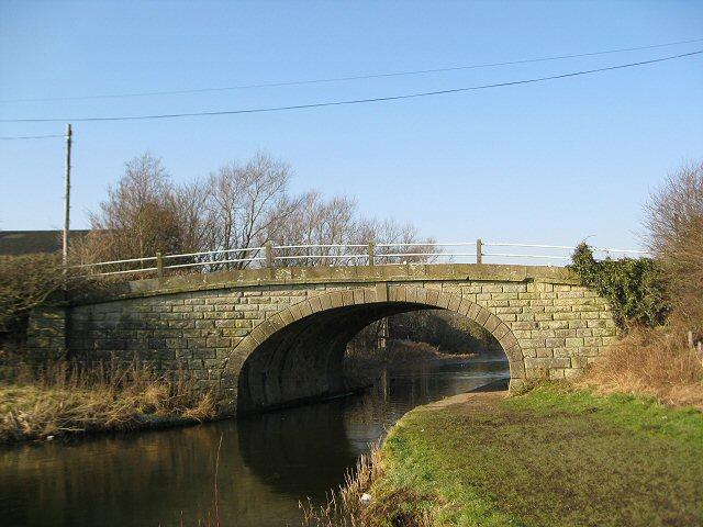 Brows Bridge - geograph.org.uk - 703178