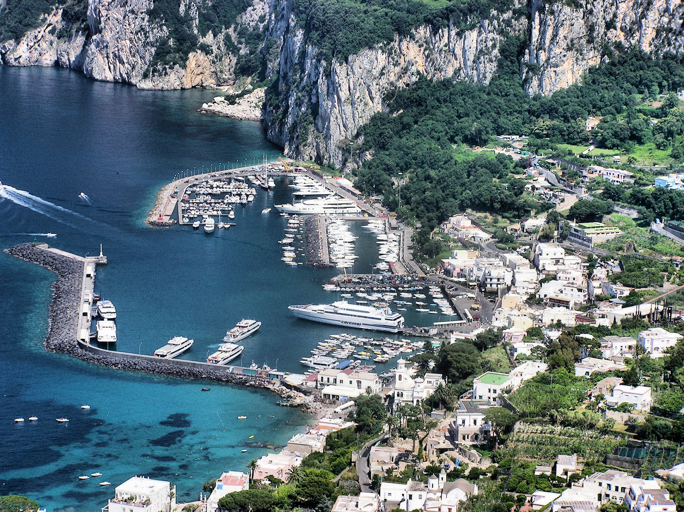 Marina Grande, <strong>Capri</strong> - Wikipedia, the free encyclopedia
