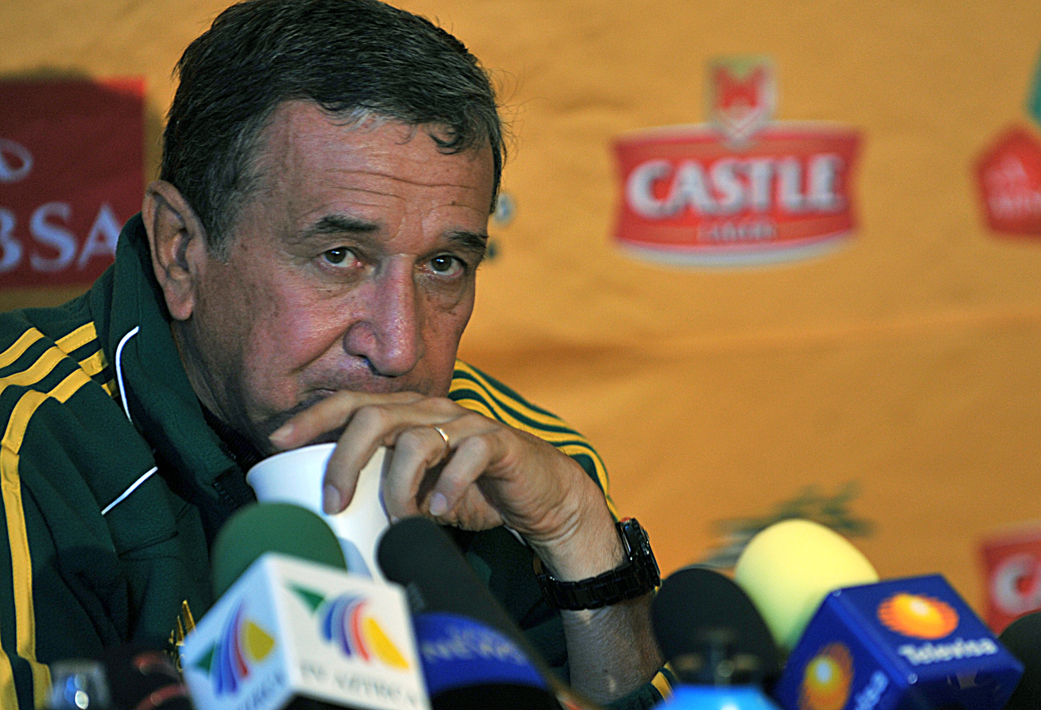 File Carlos Alberto Parreira at University of the Witwatersrand