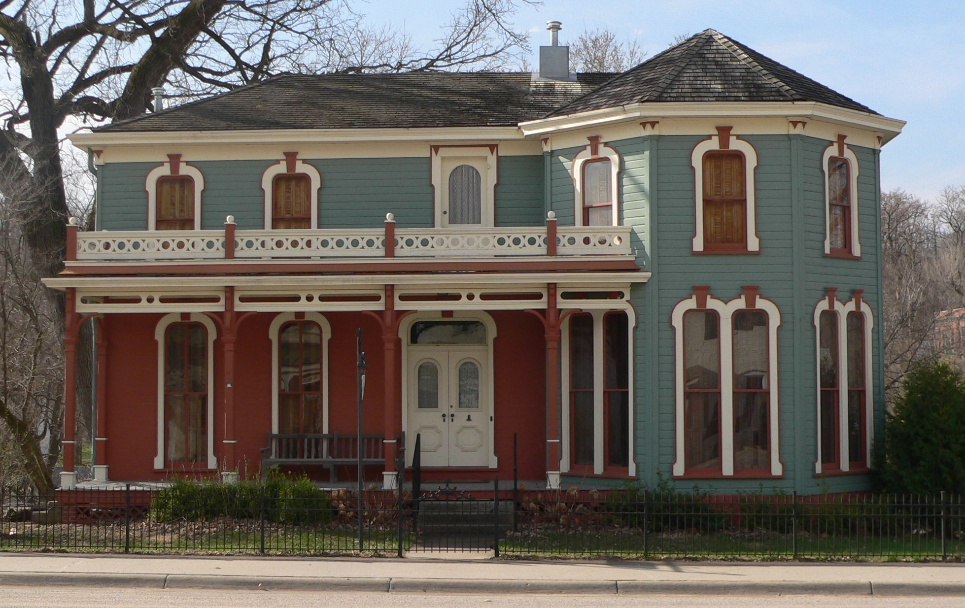 of Nebraskas Most Fascinating Historic Houses