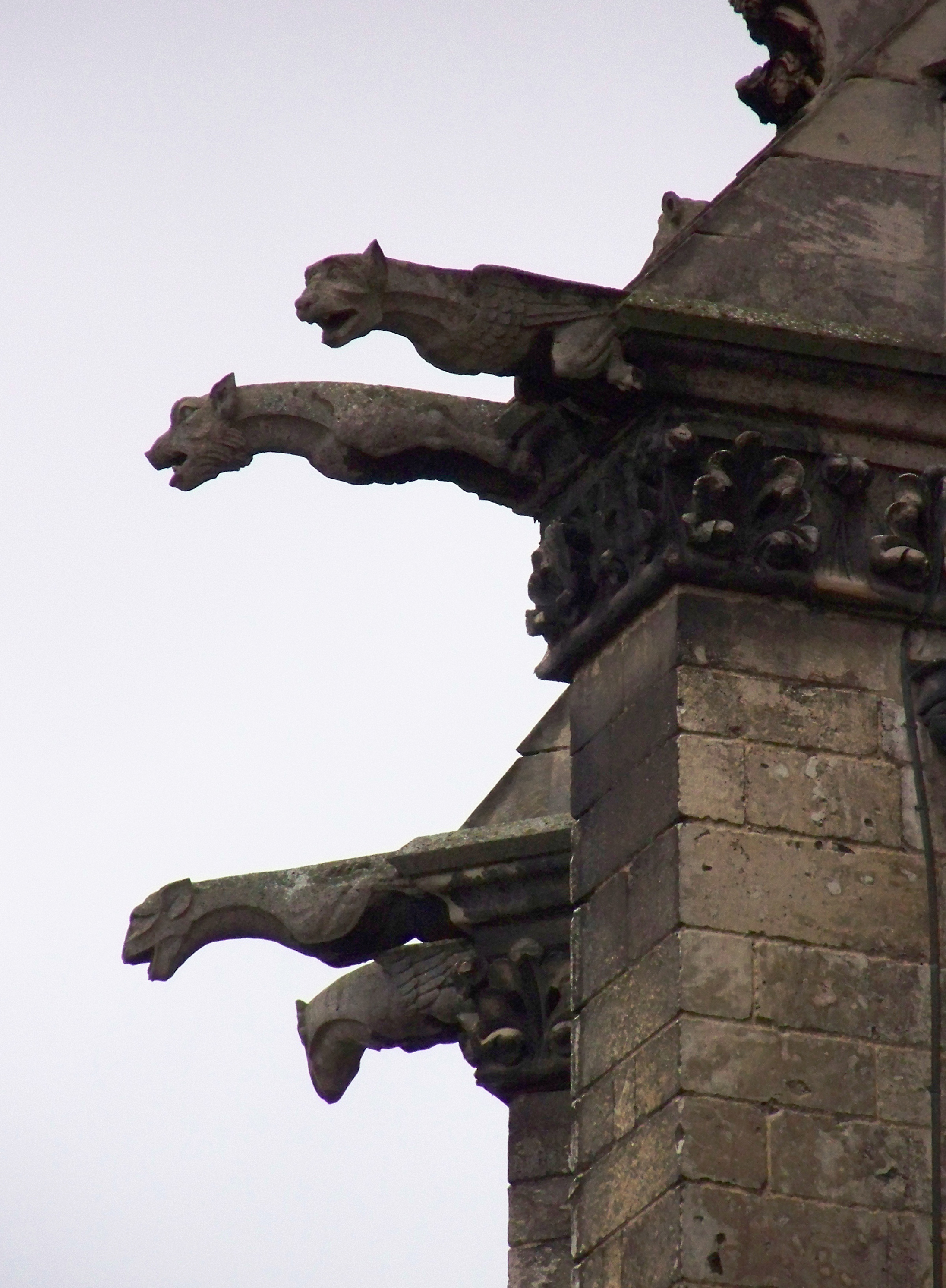 Gargoyle Meaning And Definition