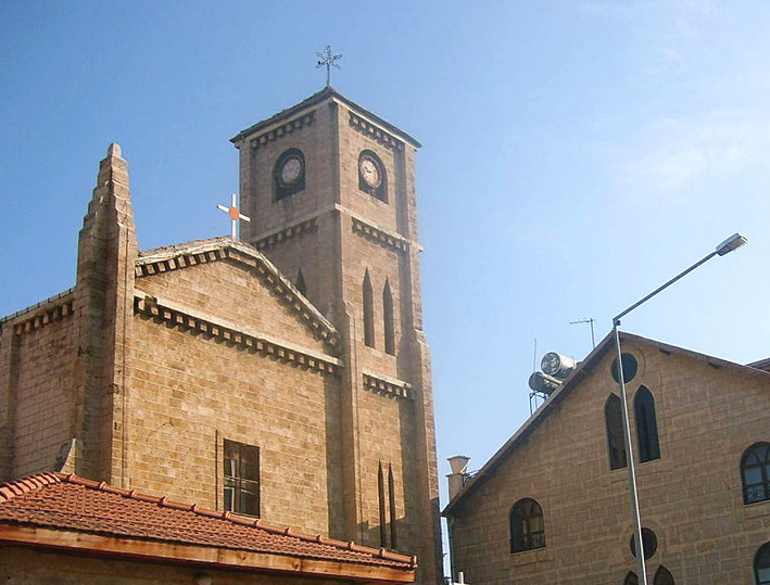 Co-Cathedral of St  Anthony of Padua (Mersin) - Wikipedia