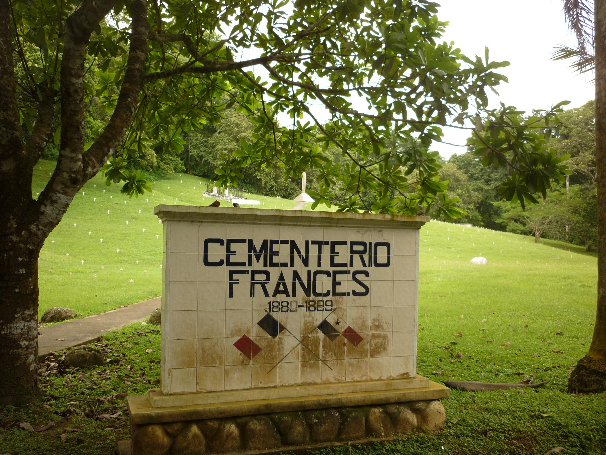 Resultado de imagen para cementerio frances panama