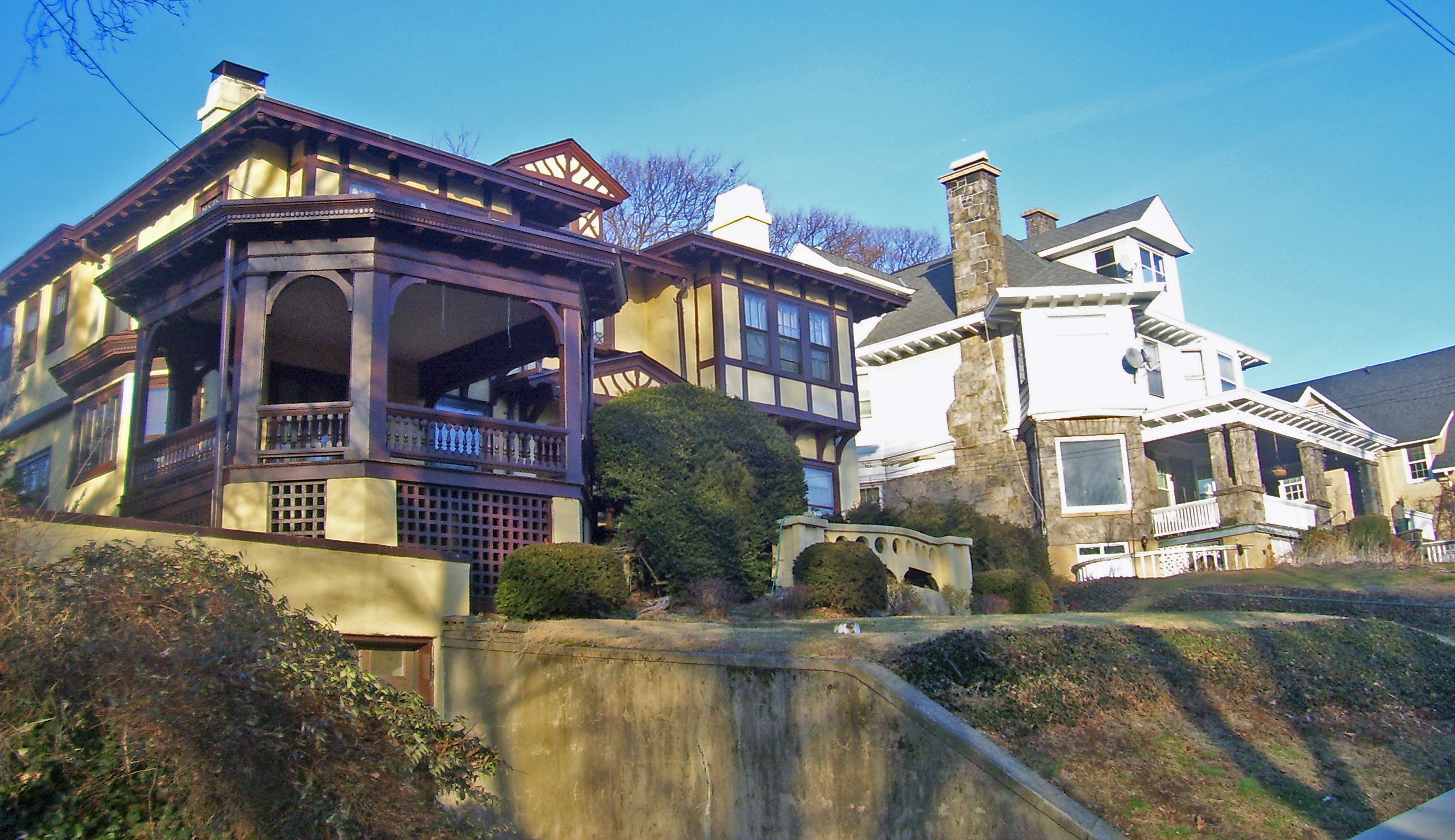 Earth Home Floor Plans File Charles Otis And Griffith John Houses Delavan