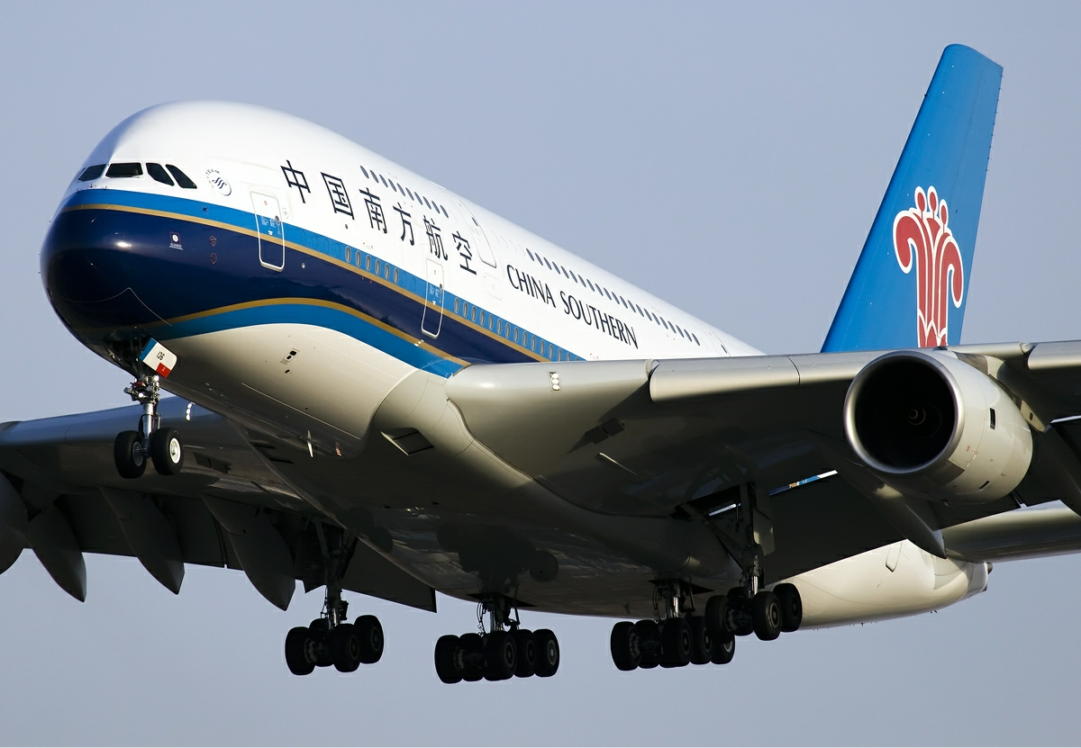 Download this Descrizione China Southern Airlines Airbus Zhao picture