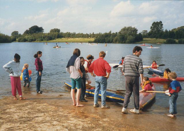 Chorlton Water Park - geograph.org.uk - 1350270