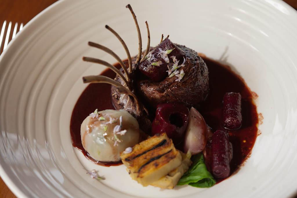 Recette De Lievre A La Royale Restaurant A Tours