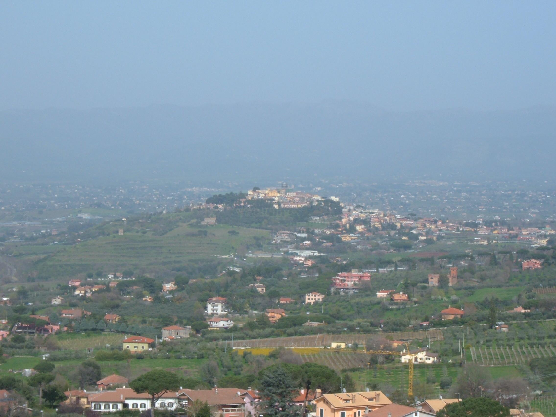 Monte Porzio Catone Cosa Vedere colonna, lazio - wikipedia