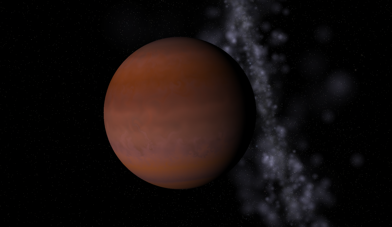 Image Gallery Gliese 581 B