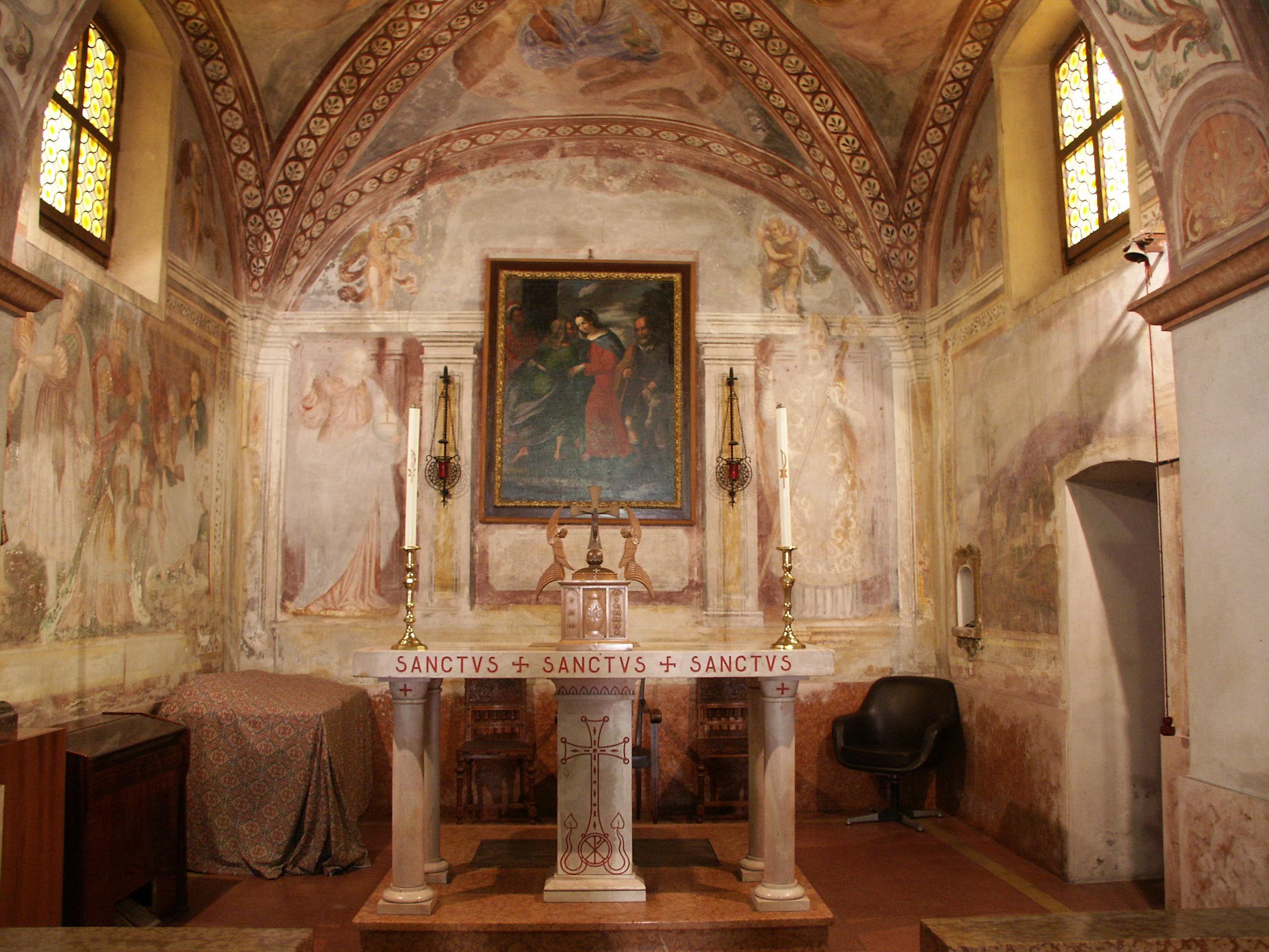 Concorezzo - Oratorio di Sant'Antonio
