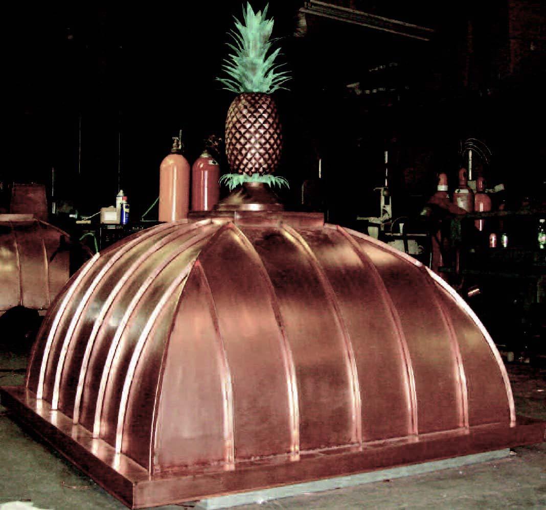 File Copper Dome Jpg Wikimedia Commons