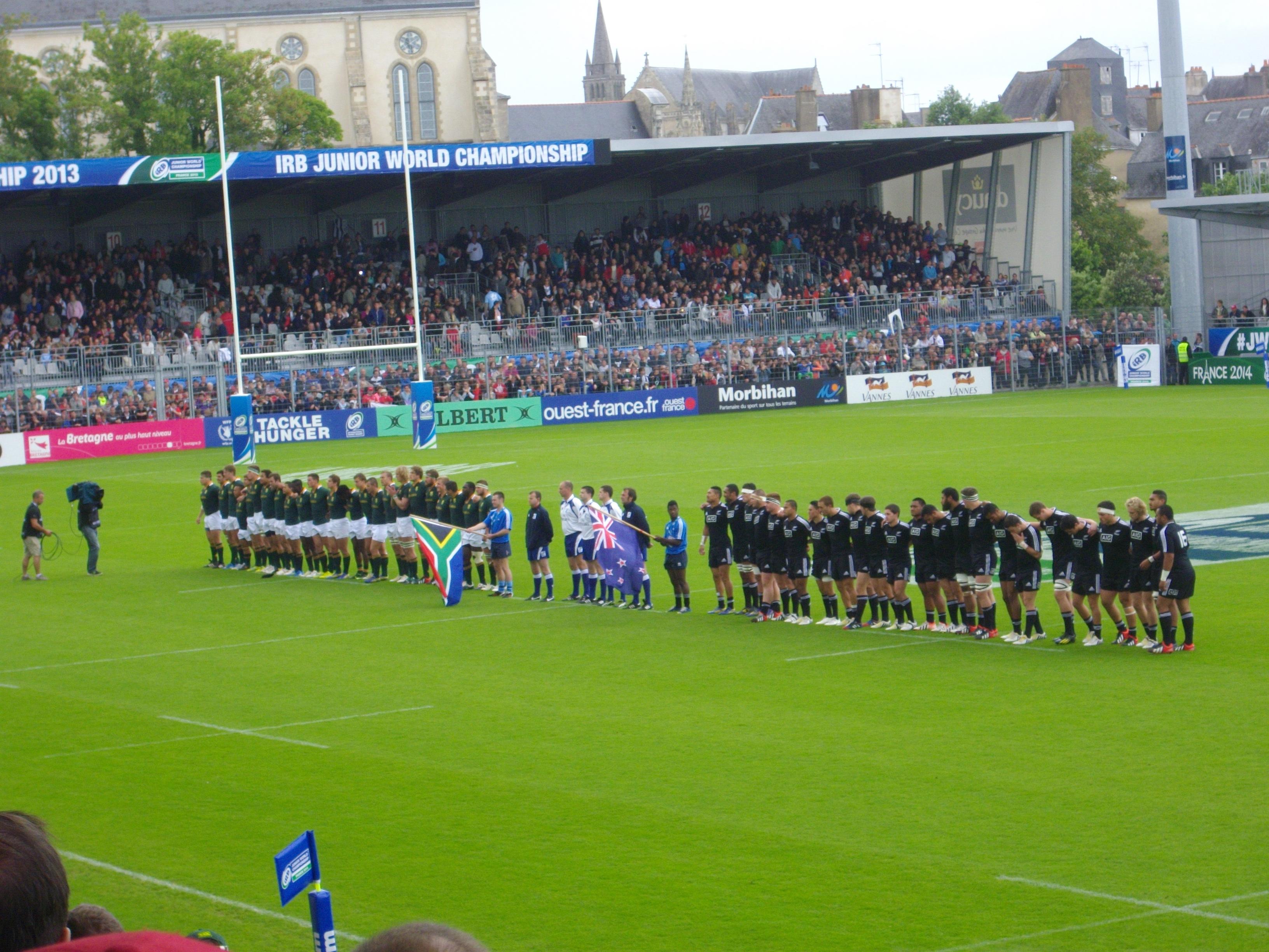 File coupe du monde junior de rugby xv 2013 3e place 1 jpg - Place de rugby coupe du monde ...