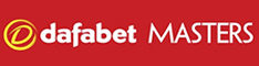 Logo of the 2019 Dafabet Masters