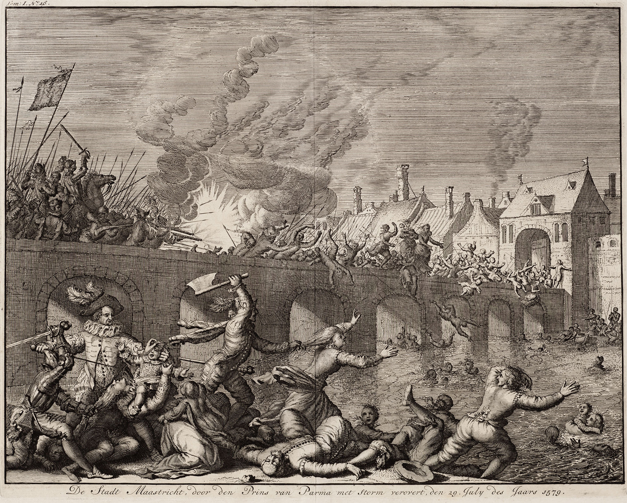 An analysis of the effects of the thirty year war in europe