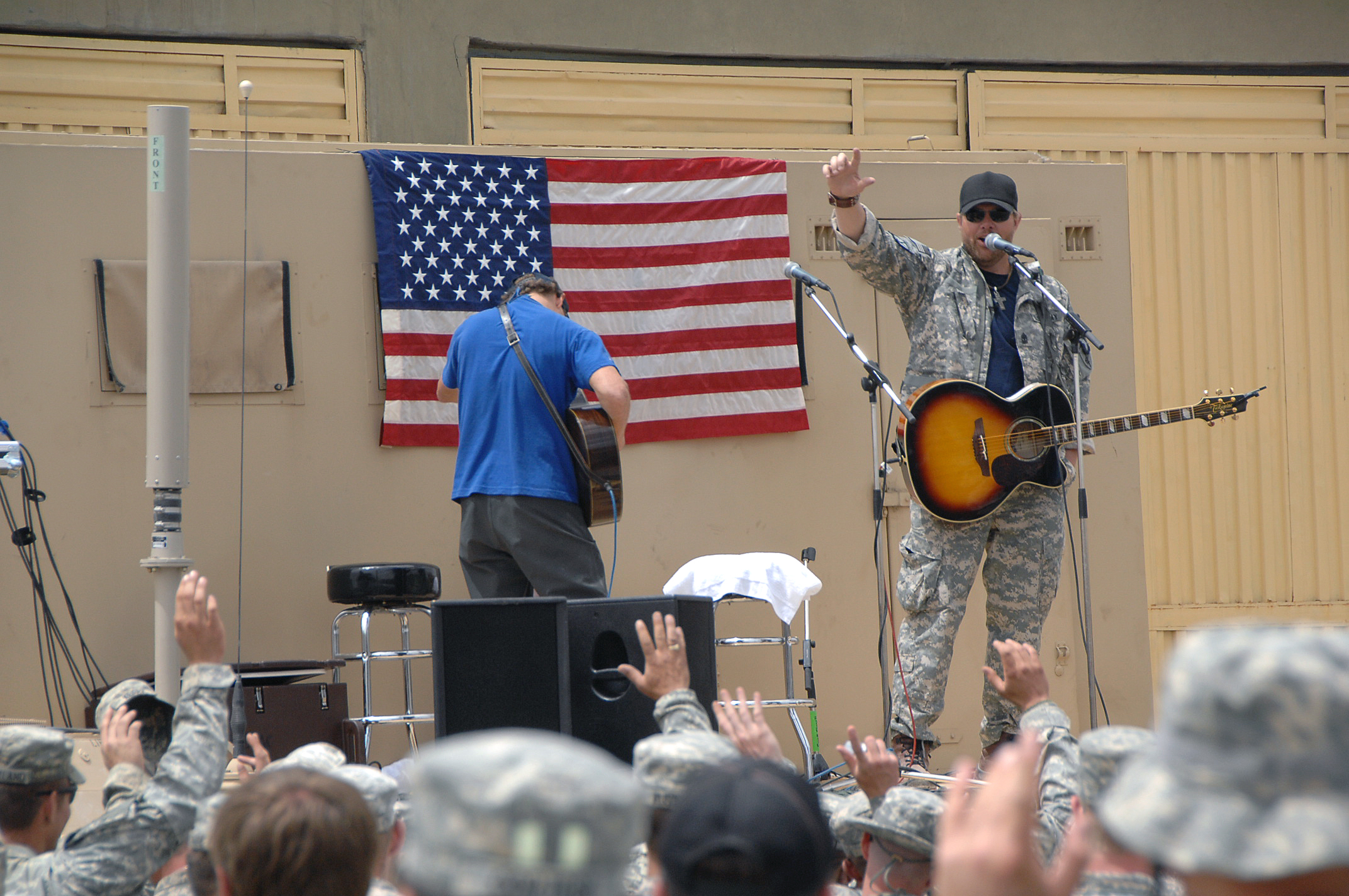 song analysis american soldier by toby keith essay In releasing the songs courtesy of the red, white and blue (the angry american) and american soldier in the aftermath of september 11, country artist toby keith enacts a tradition that has been established in the world of country music since the civil war, that of producing.