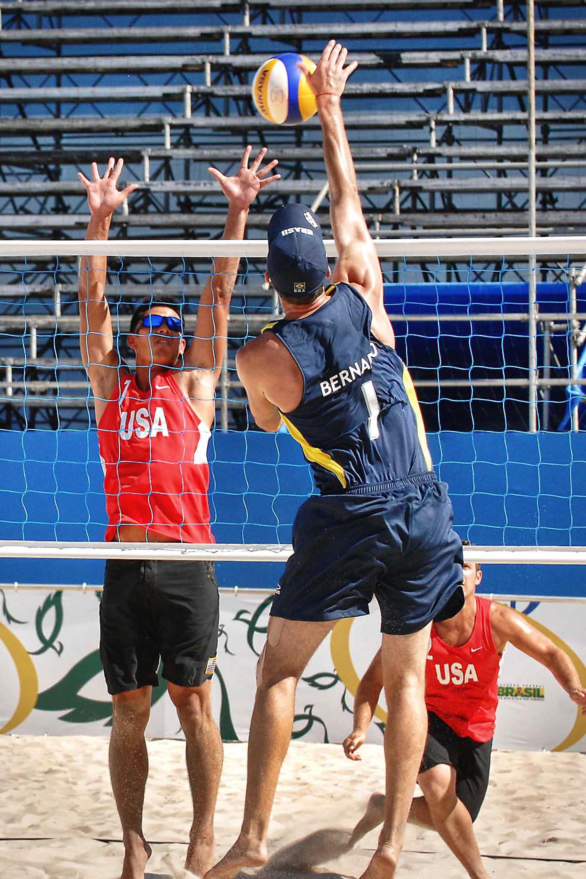 short essay on volleyball