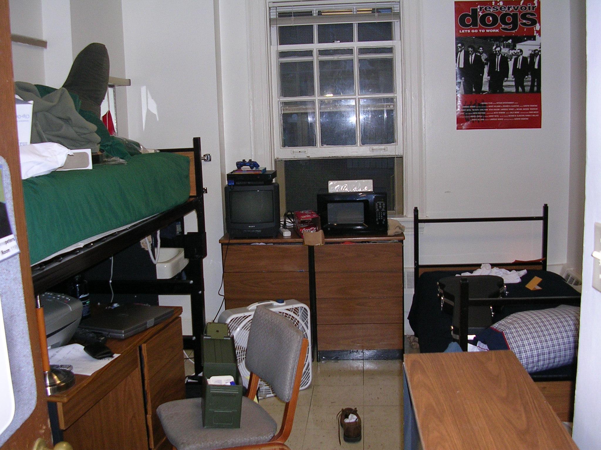 Dorm Room Must Hvaes