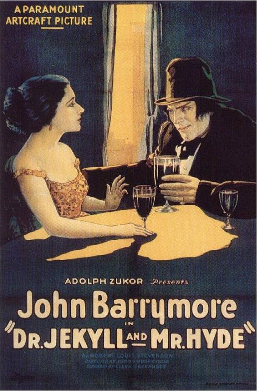 Dr. Jekyll and Mr. Hyde (1920 film) - Wikipedia