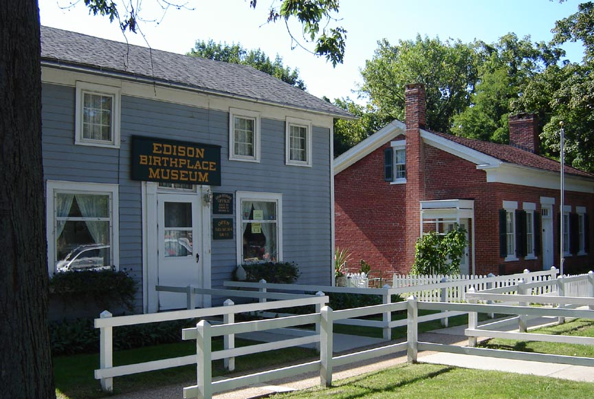 File Edison Birthplace Museum Jpg