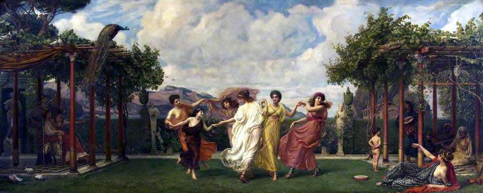 Edward John Poynter - Horae Serenae, 1894.jpg