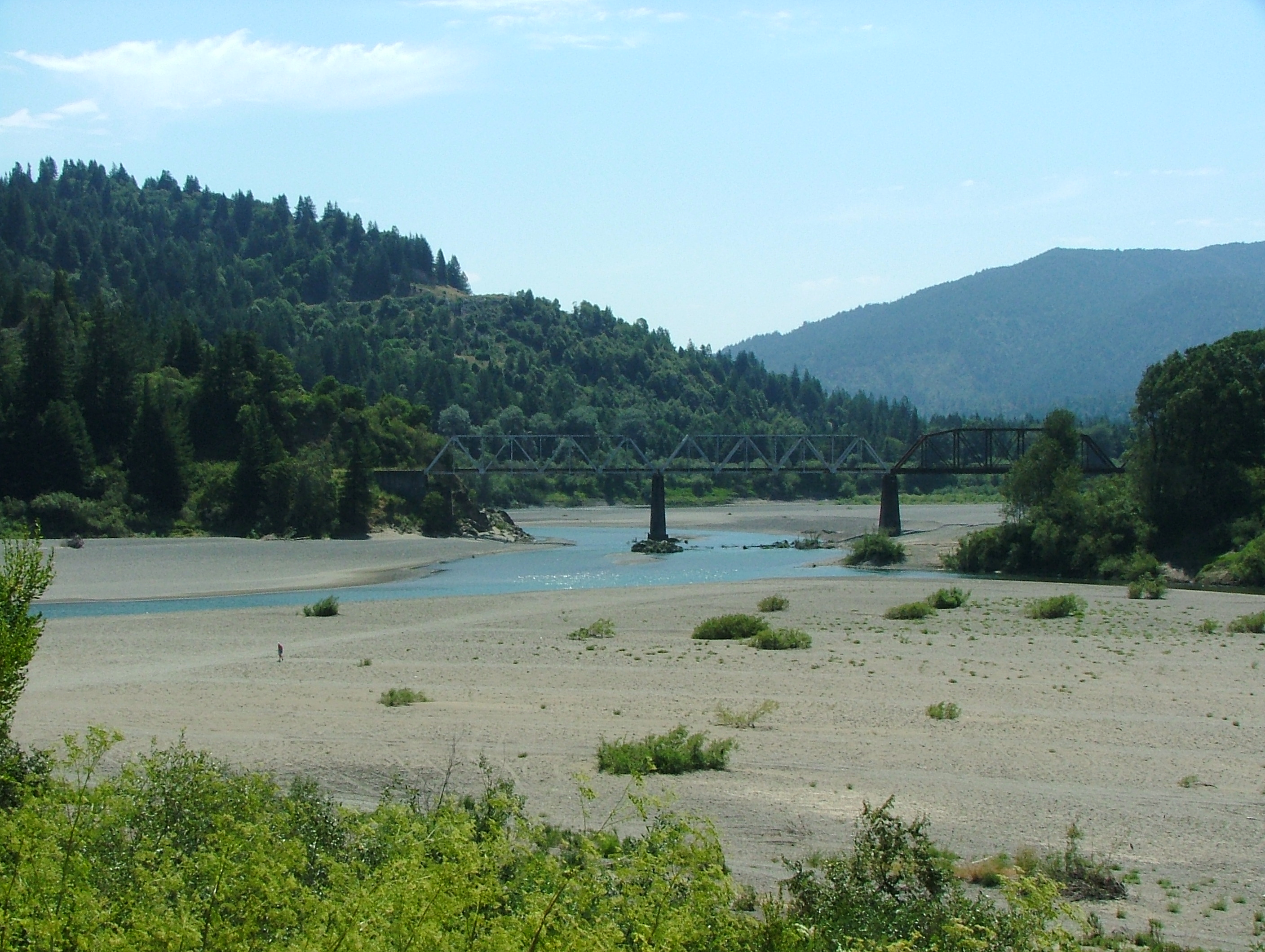 Eel river california wikiwand for Where can i get a fishing license near me