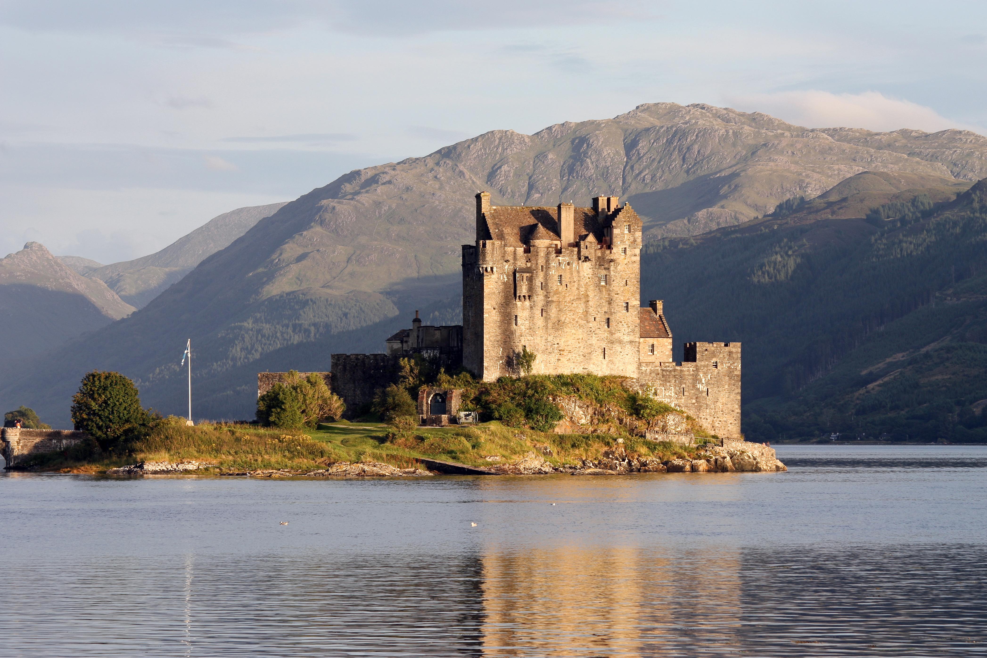 قلعة Eilean Donan, أجمل الصور,