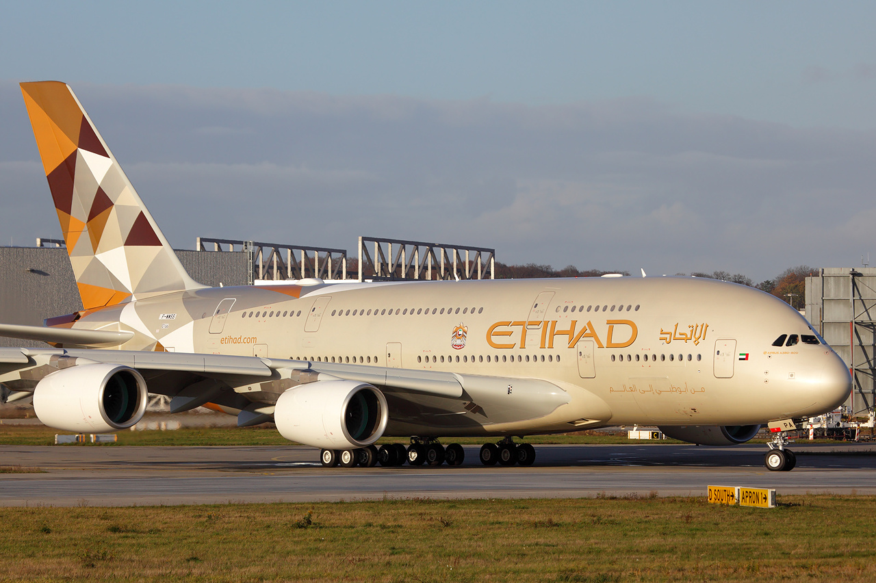 airbus a380 etihad success - photo #6