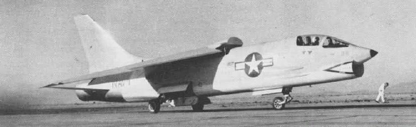 Aircraft Carrier Admiral Kuznetsov: News #1 - Page 6 F8U-1_Thompson_Trophy_NAN10-56