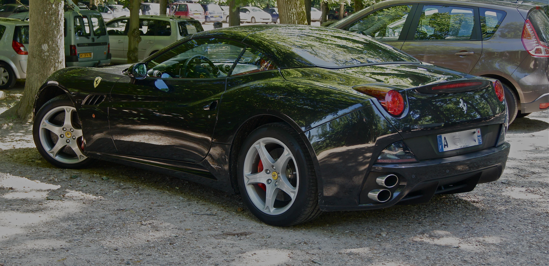 File Ferrari California Black Jpg Wikimedia Commons