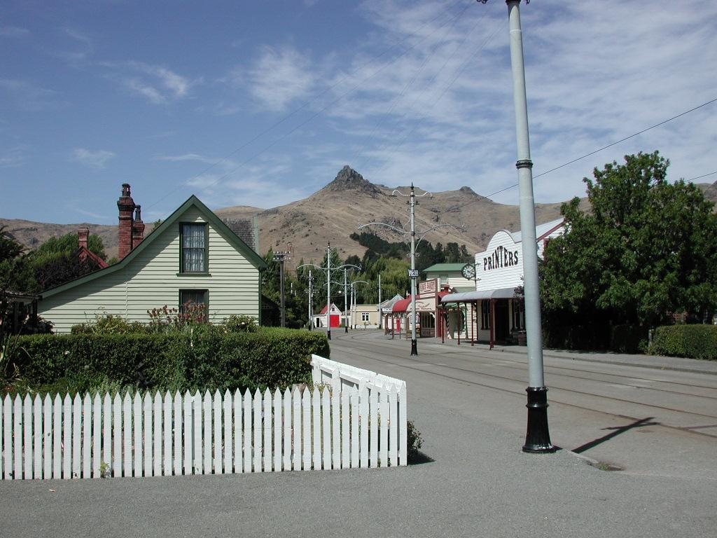 Ferrymead Heritage Park - Wikipedia