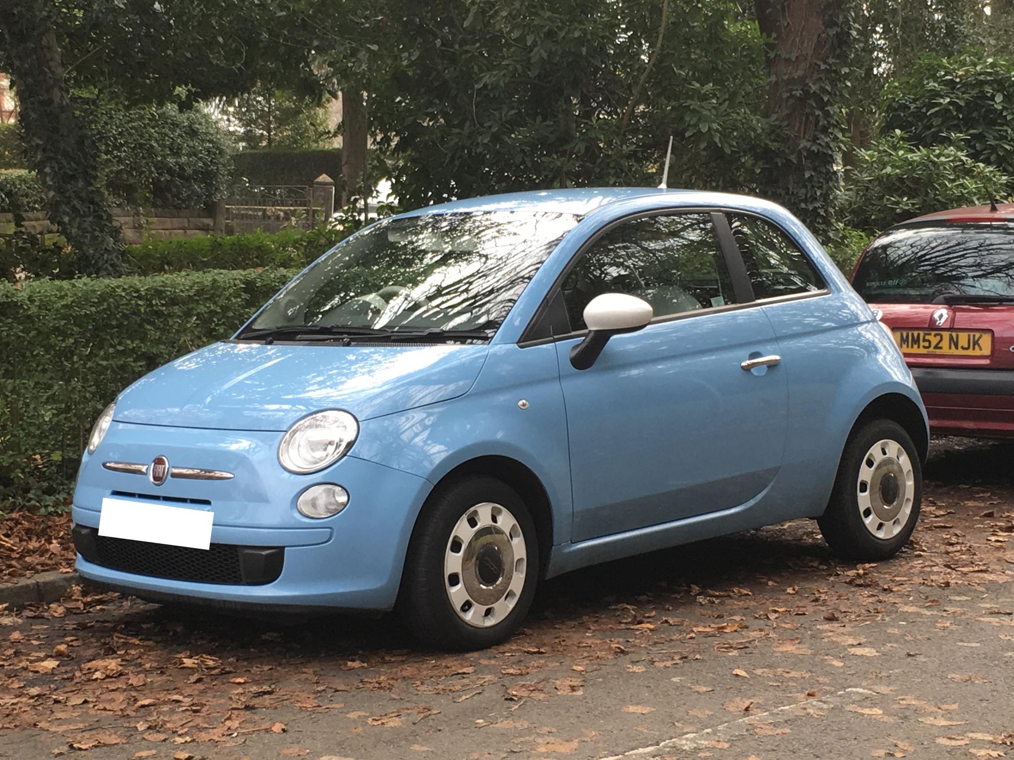File Fiat 500 2016 Basic Model Png Wikimedia Commons